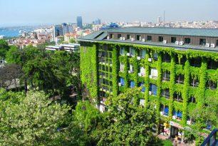 Yıldız Teknik Universitetində magistratura təhsili