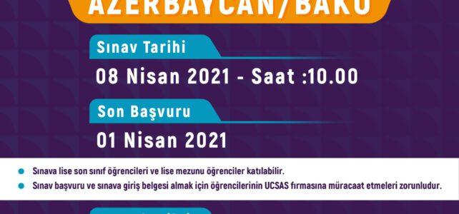 Tokat Gaziosmanpaşa Üniversitesi Azərbaycanda YÖS imtahanı edəcək